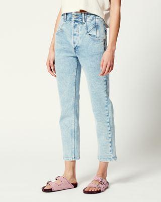 ISABEL MARANT 牛仔裤 女士 DILIANESR 牛仔裤 r