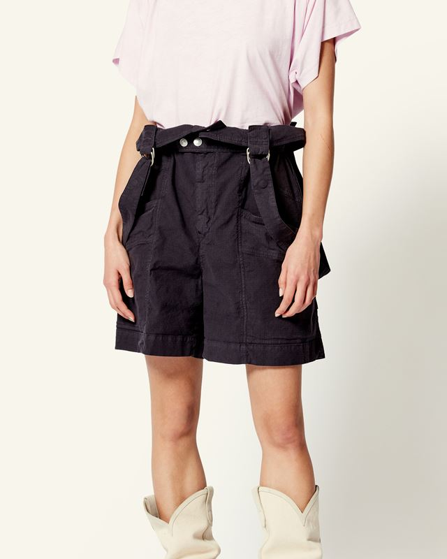 ISABEL MARANT 短裤 女士 EFFIE 短裤 r