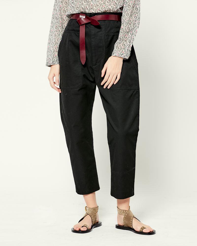 ISABEL MARANT ÉTOILE 长裤 女士 PRALUNIA 裤装 r