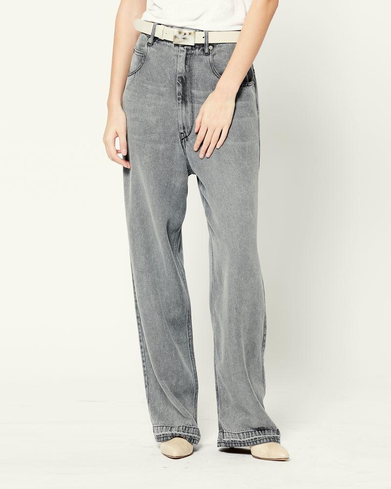 ISABEL MARANT ÉTOILE 牛仔裤 女士 TILORSY 裤装 r