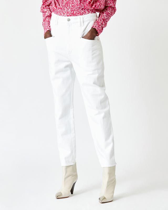 ISABEL MARANT 牛仔裤 女士 DIPADELA 牛仔裤 r