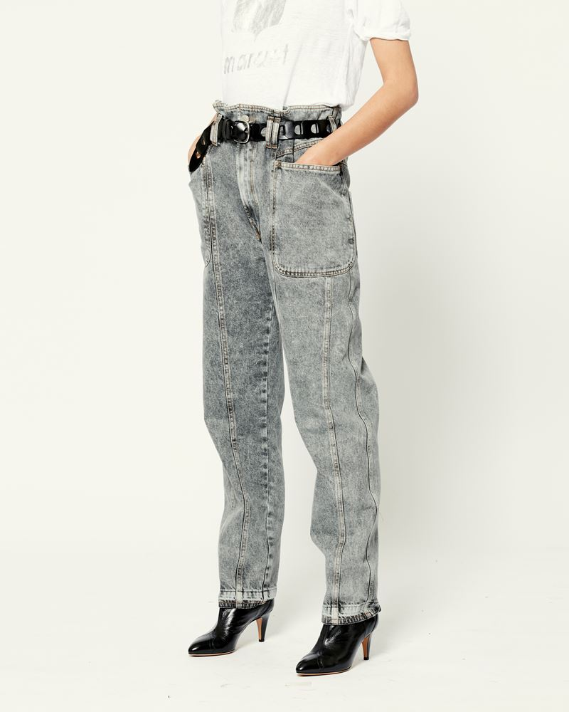 ISABEL MARANT ÉTOILE 长裤 女士 TESS 牛仔裤 r