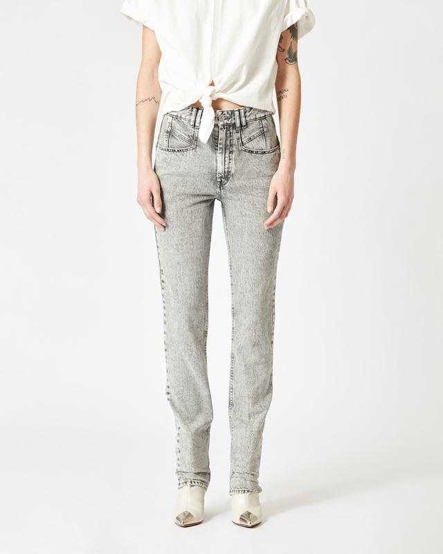 ISABEL MARANT 牛仔裤 女士 NOMINICA 牛仔裤 r