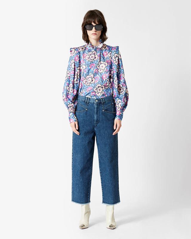 DILALI 牛仔裤