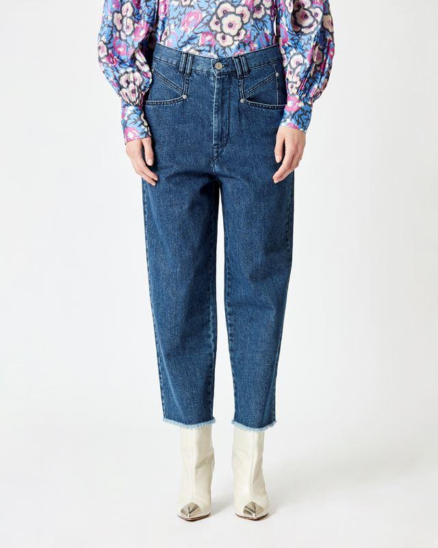 ISABEL MARANT 牛仔裤 女士 DILALI 牛仔裤 r