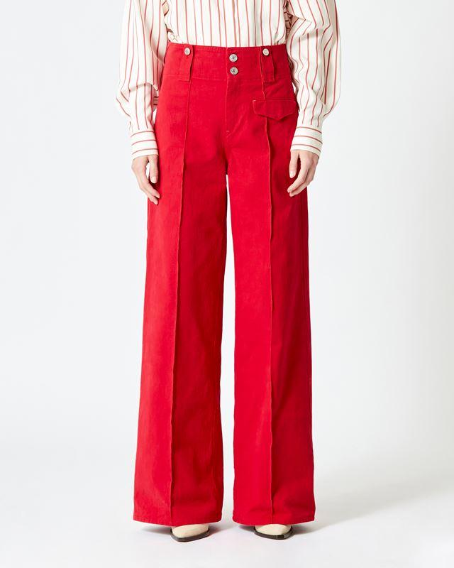 ISABEL MARANT 长裤 女士 DILEMONY 裤装 r