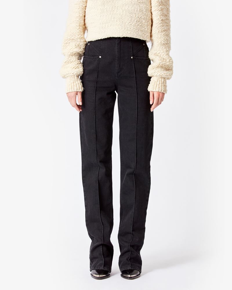 ISABEL MARANT 牛仔裤 女士 LIROKAYO 牛仔裤 r