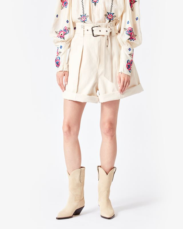 ISABEL MARANT 短裤 女士 DELILAZ 短裤 r