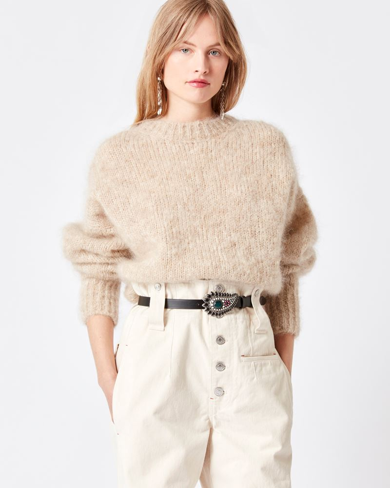 ISABEL MARANT 长袖套衫 女士 ESTELLE 毛衣 r