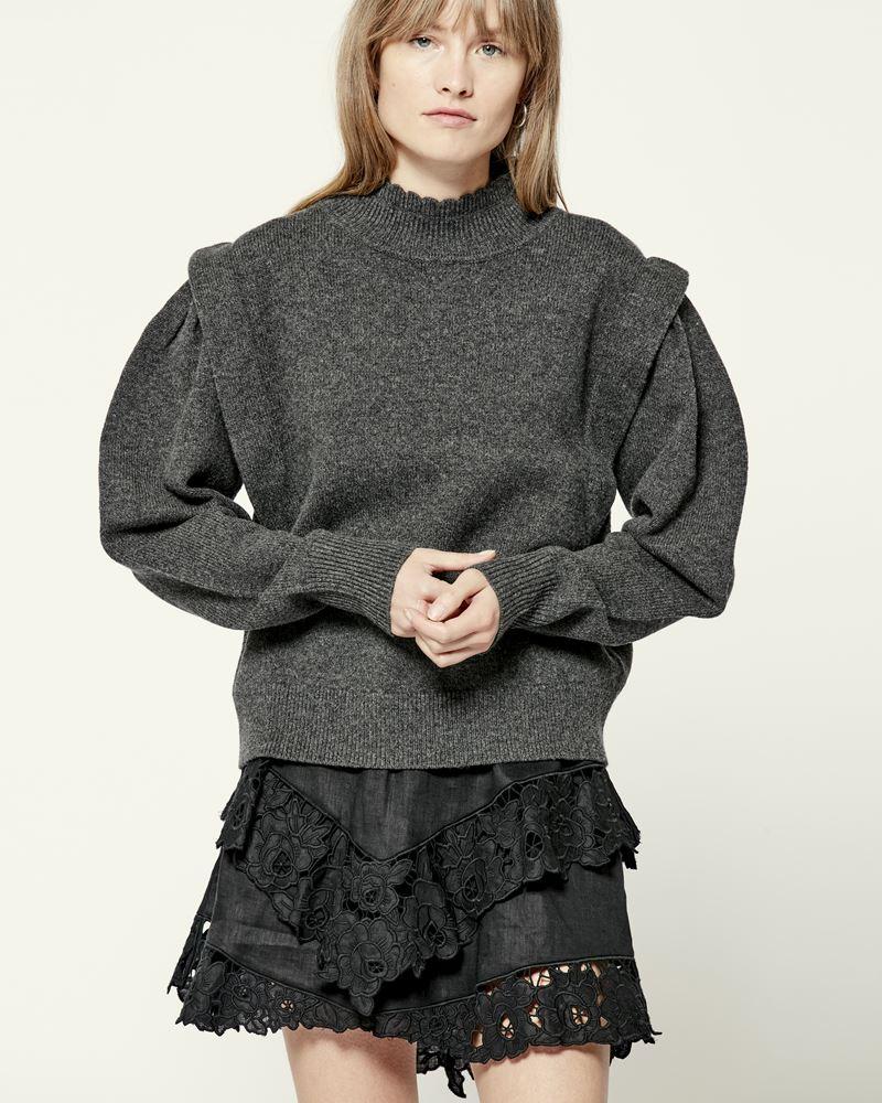 ISABEL MARANT ÉTOILE 长袖套衫 女士 LUCILE 毛衣 r