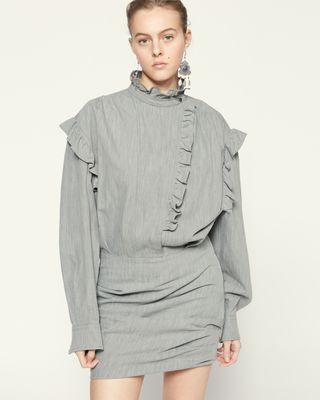 ISABEL MARANT ÉTOILE 短款连衣裙 女士 GRETA 连衣裙 r