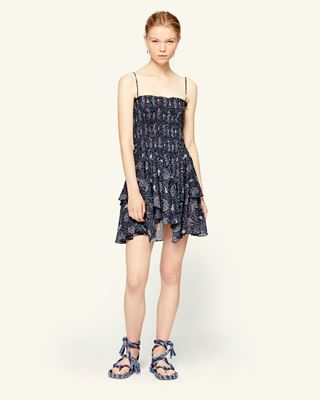 短款连衣裙