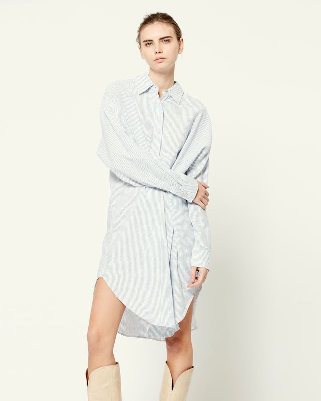 ISABEL MARANT ÉTOILE 短款连衣裙 女士 SEEN 连衣裙 r