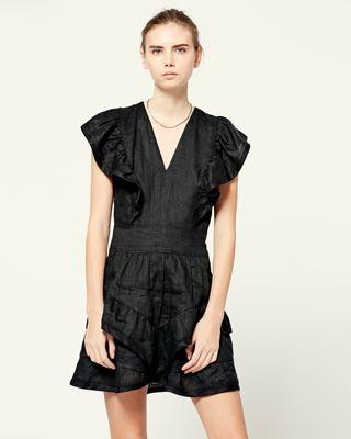 ISABEL MARANT ÉTOILE 短款连衣裙 女士 AUDREYO 连衣裙 r