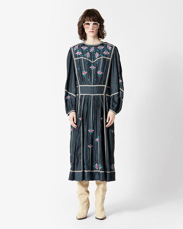 CAROLINE 连衣裙