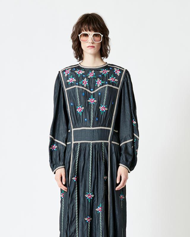 ISABEL MARANT 长款连衣裙 女士 CAROLINE 连衣裙 r