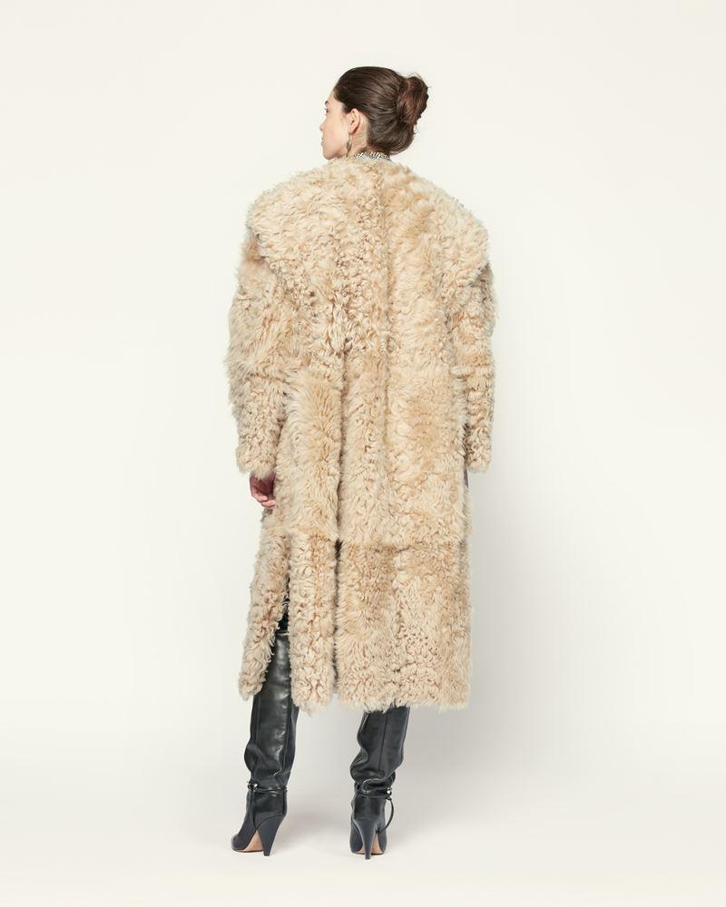 GELTONIA 大衣 ISABEL MARANT