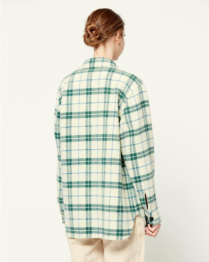 FAXON 外套式衬衫 ISABEL MARANT ÉTOILE