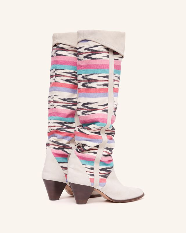 ISABEL MARANT 靴子 女士 LOREY靴 d