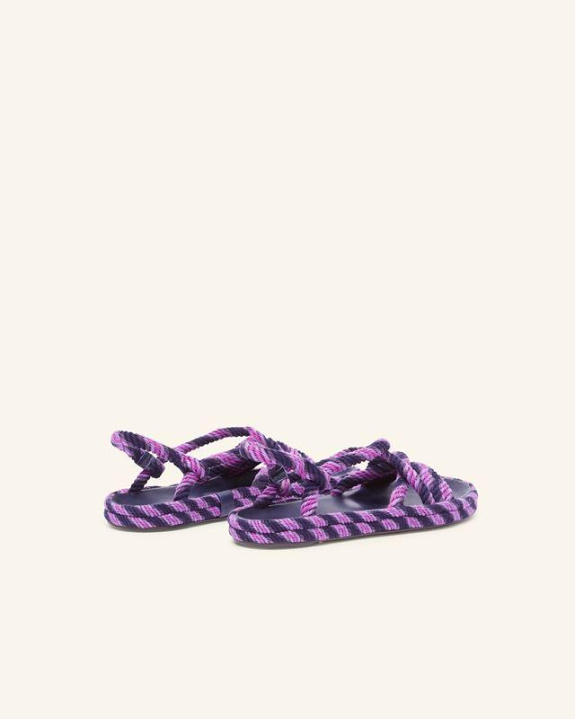 ISABEL MARANT 凉鞋 女士 ESPA麻底鞋 d