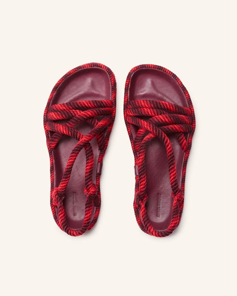 ESPA麻底鞋 ISABEL MARANT