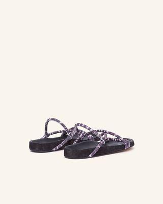 ISABEL MARANT 凉鞋 男士 d