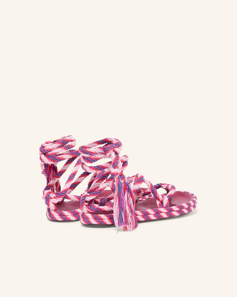 ISABEL MARANT 凉鞋 女士 EROL凉鞋 d