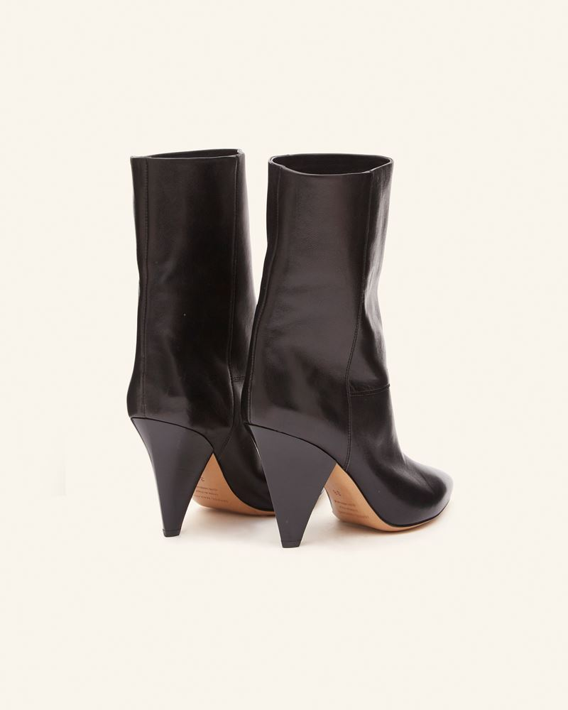 ISABEL MARANT 靴子 女士 LOCKY 靴子 d