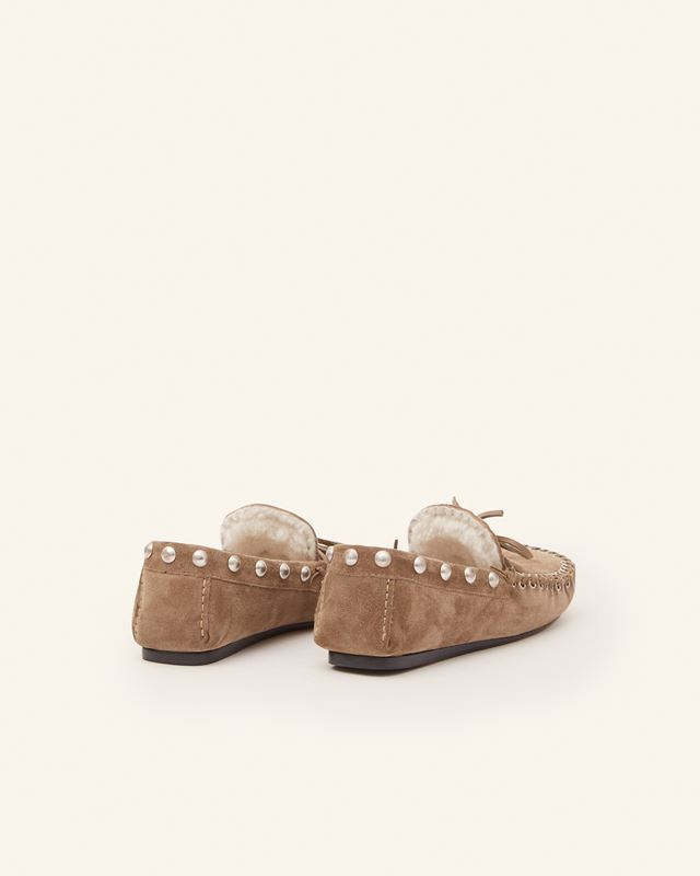 ISABEL MARANT 平底鞋 女士 FAOMEE 乐福鞋 d
