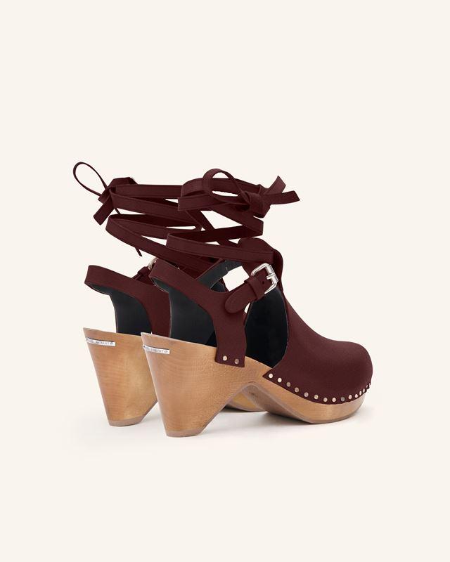 ISABEL MARANT 坡跟鞋/木底鞋 女士 TULEE 木底鞋 d