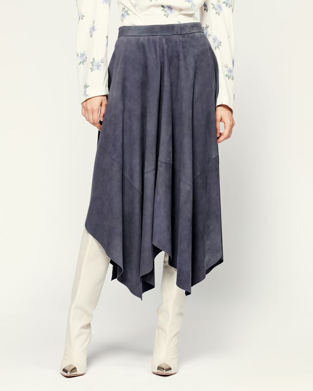 ISABEL MARANT 中长款半裙 女士 CAYLAE过膝裙 r