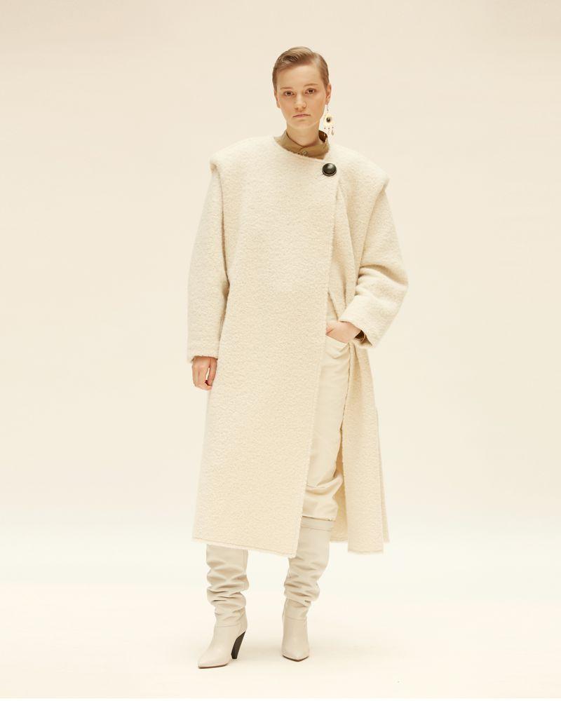 GELTON 大衣 ISABEL MARANT