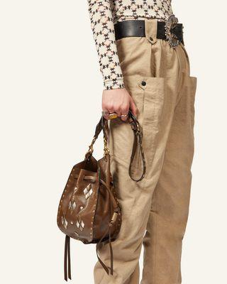 ISABEL MARANT 手袋 女士 RADJA 包袋 e