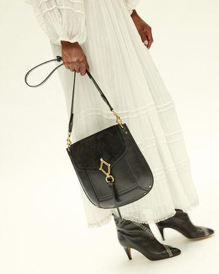 ISABEL MARANT 手袋 女士 ROSKA 包袋 e