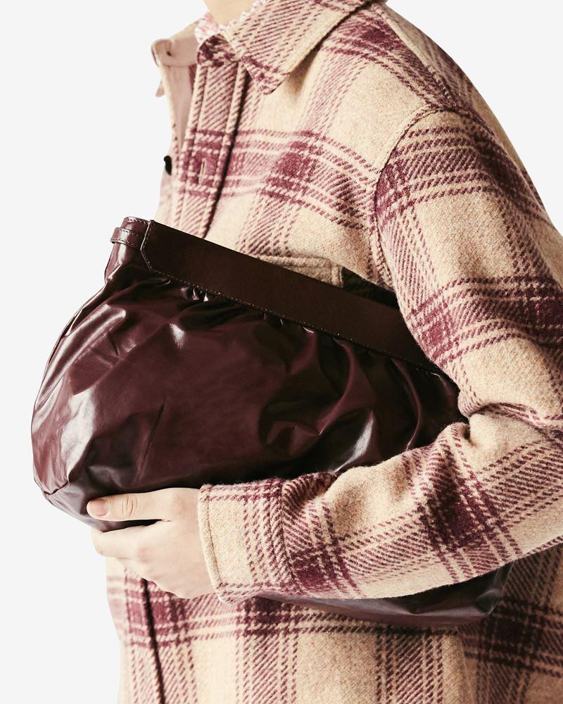 ISABEL MARANT 手袋 女士 LUZ 手拿包 e