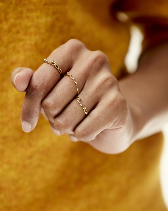 ISABEL MARANT 戒指 女士 NIRVANA 戒指 d