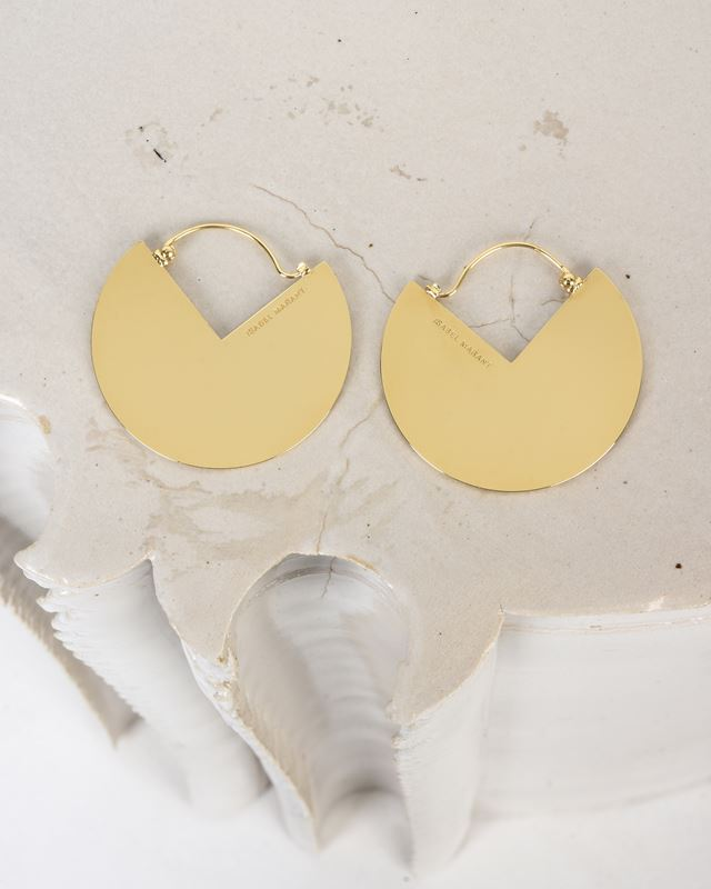 ISABEL MARANT 耳环 女士 90°耳环 d