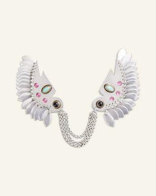 BIRDY 钉饰胸针