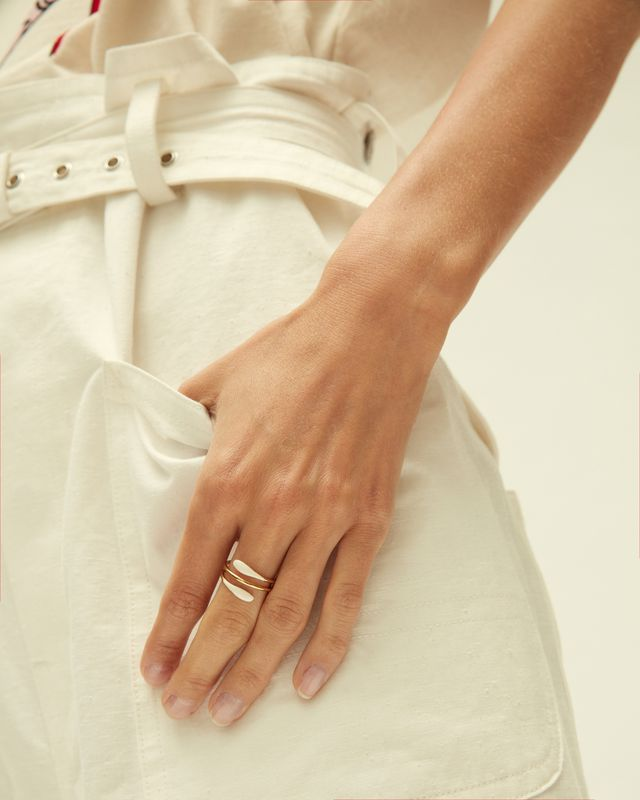 ISABEL MARANT 戒指 女士 CASABLANCA 戒指 d