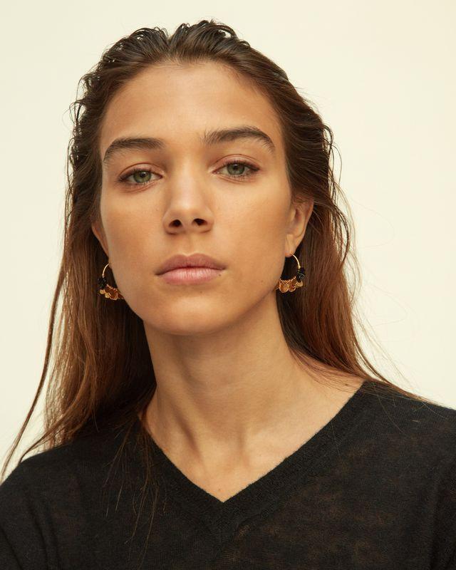 ISABEL MARANT 耳环 女士 NEW LEAVES 耳环 d