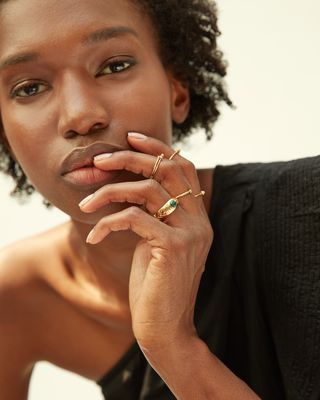 ISABEL MARANT 戒指 女士 MZUZU 戒指 d