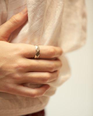 ISABEL MARANT 戒指 女士 MIKI 戒指 d