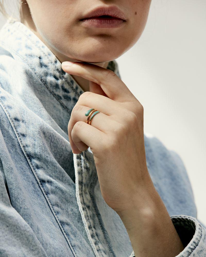 ISABEL MARANT 戒指 女士 CASABLANCA戒指 d