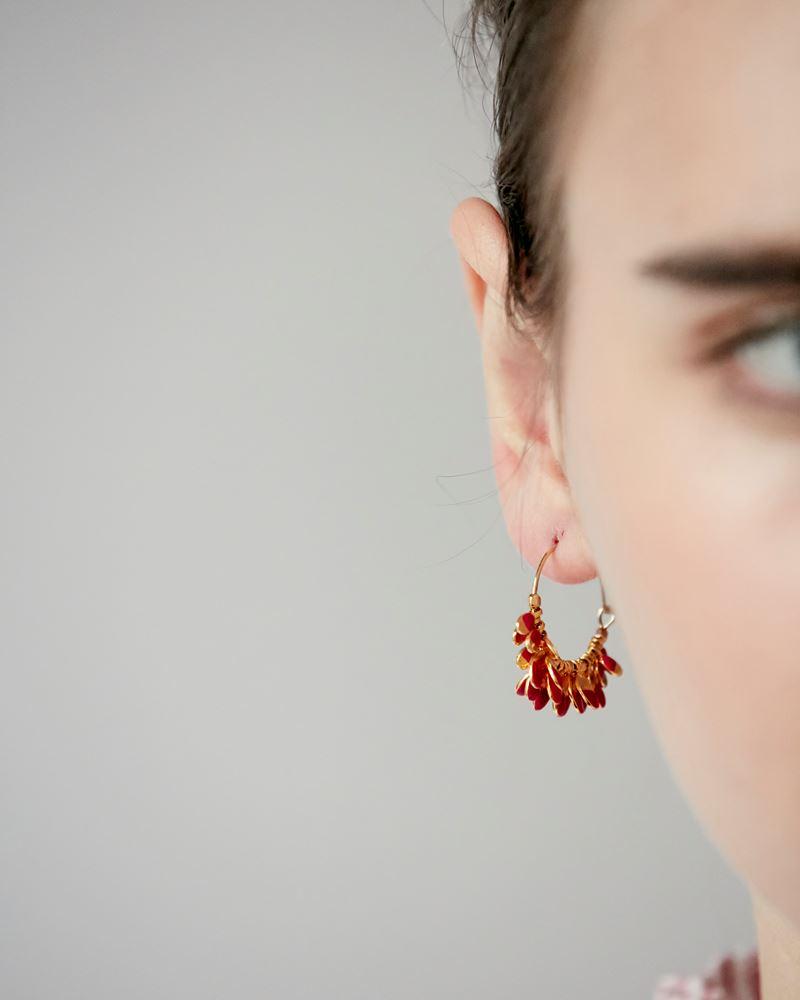 ISABEL MARANT 耳环 女士 NEW LEAVES COLO 耳环 d