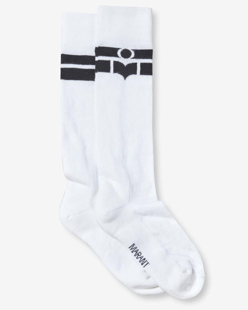 ISABEL MARANT 短袜与连裤袜 女士 VIBE 短袜 r