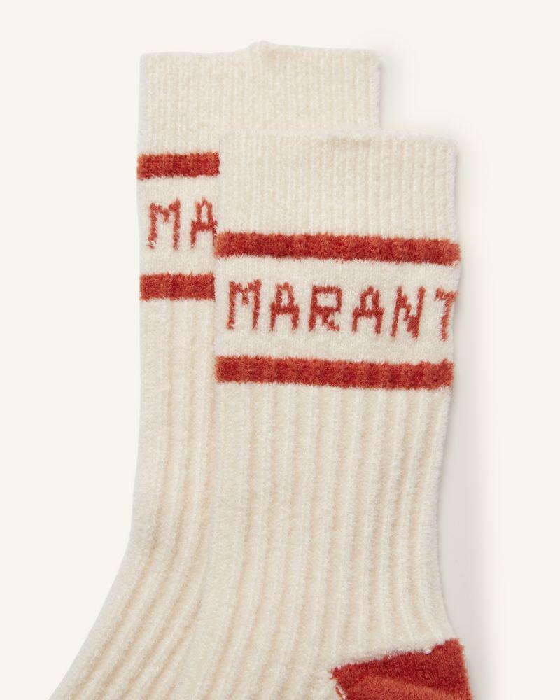 LINDEN 短袜 ISABEL MARANT