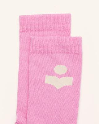 ISABEL MARANT 短袜与连裤袜 女士 VILYKIA袜 r