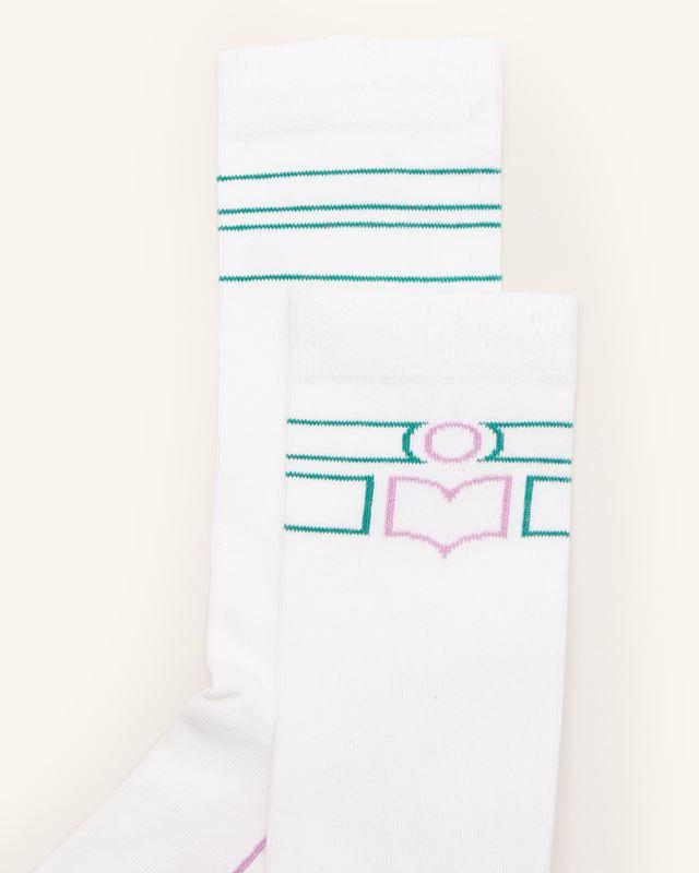 ISABEL MARANT 短袜与连裤袜 女士 VILYNA袜 r