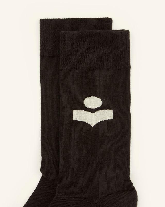 ISABEL MARANT 短袜与连裤袜 男士 SILOKIH 袜子 r