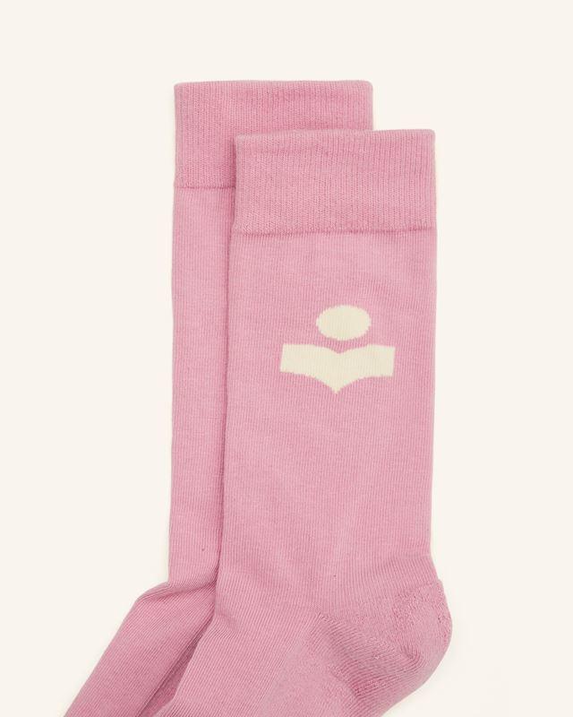 ISABEL MARANT 短袜与连裤袜 女士 SILOKI 袜子 r
